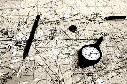 Геодезические и картографические работы. обновление и создание топографичес